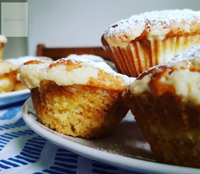 Lemon-Curd-Muffin