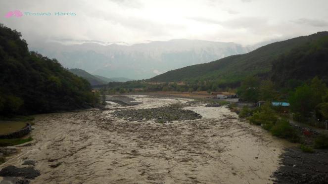 Erdrutsche Albanien