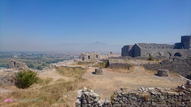 Gjirokastra Burganlage
