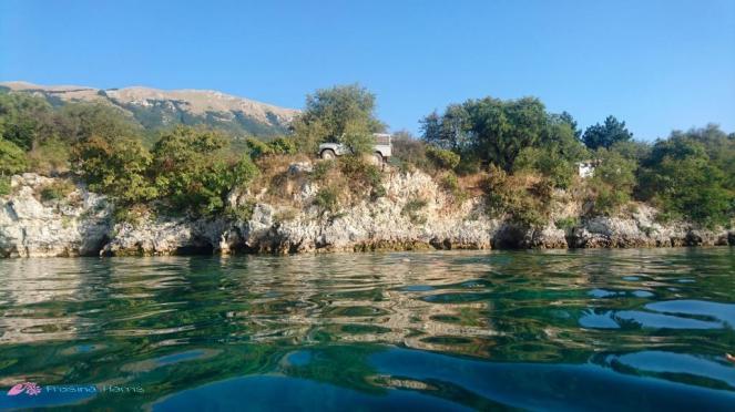 Wasser Ohrid See