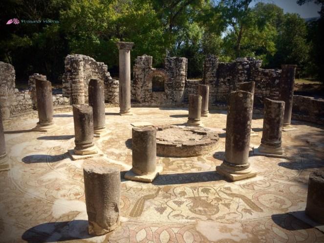 Mosaike in Butrint